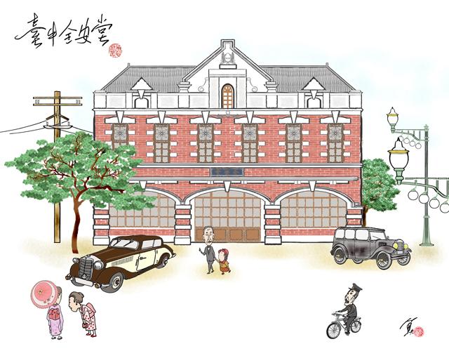 全安堂太陽餅博物館