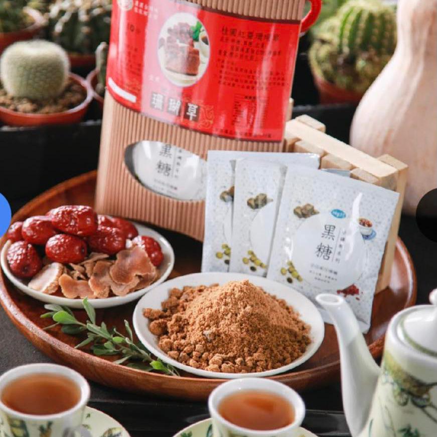 膨大海桂圓紅棗薑茶